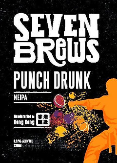 Punch Drunk NEIPA (24 bottles)