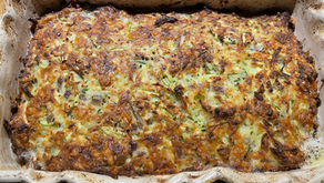 Courgette Bake