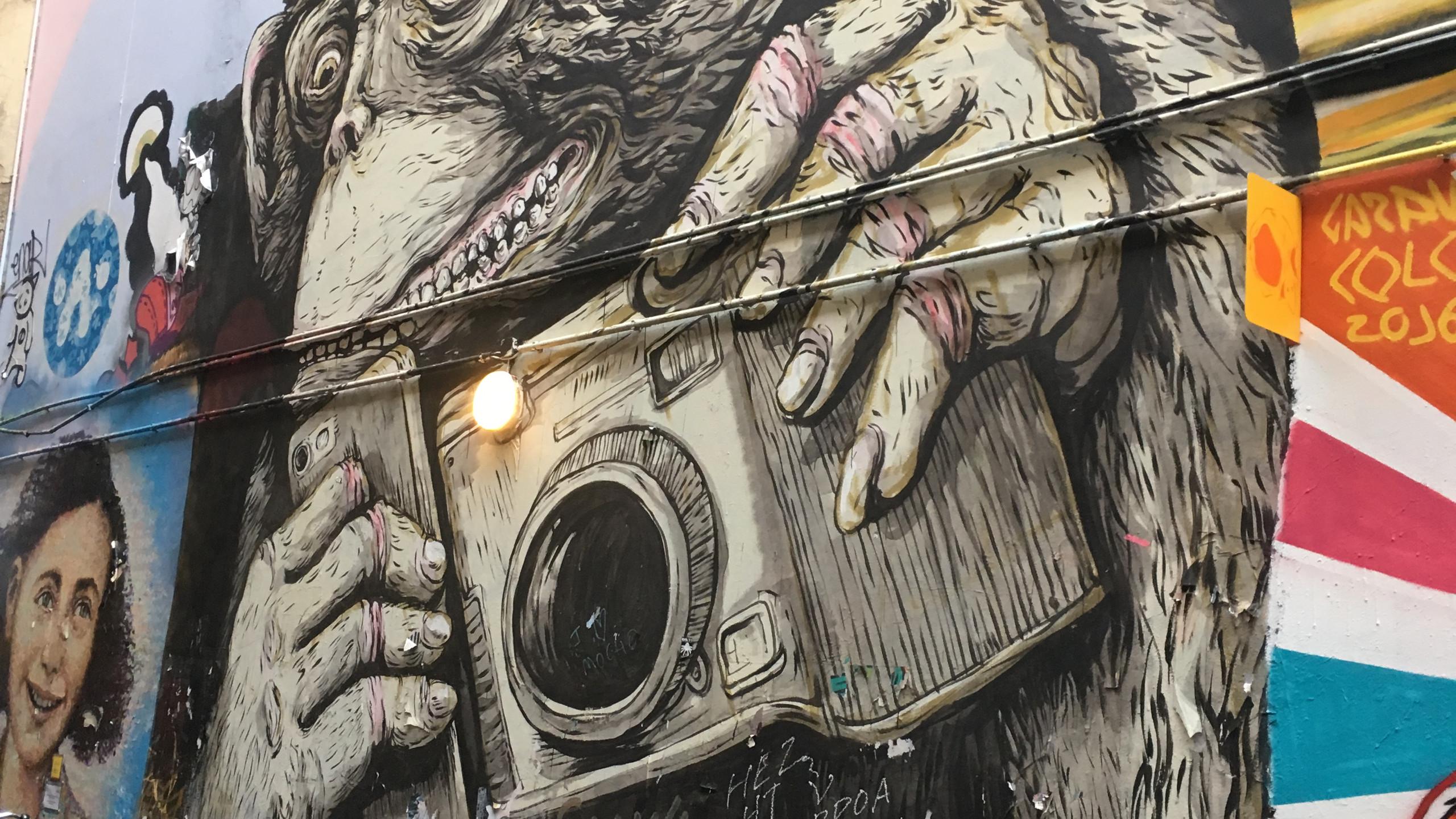 more streetart