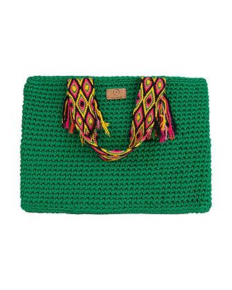 Venice Beach Bag in green