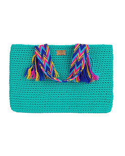 Venice Beach Bag in turquoise