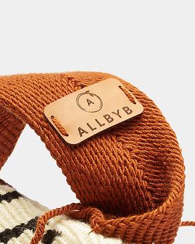 allbyb mallorca bag; circle bag