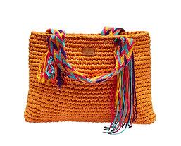 Venice Beach Bag in orange