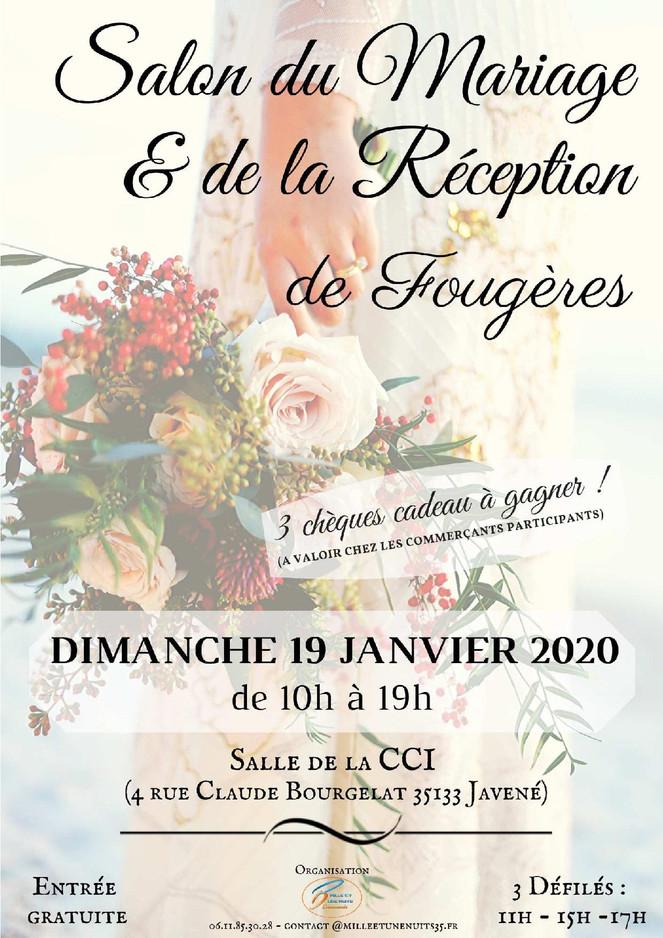Salon du Mariage Fougères
