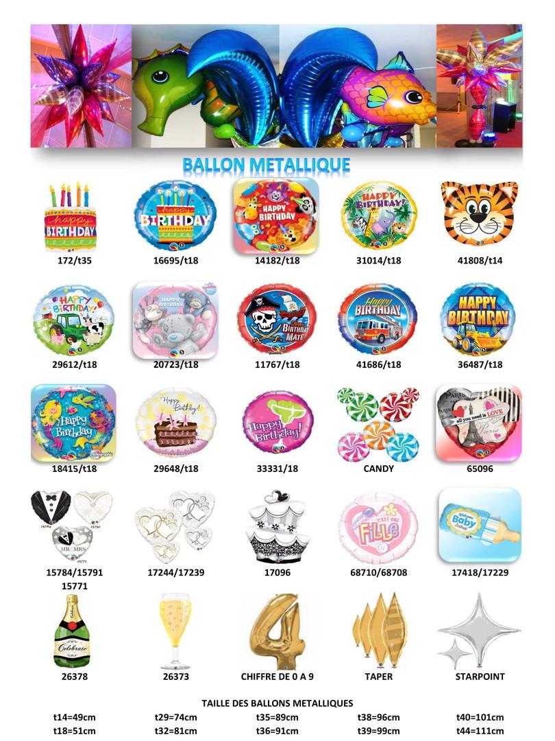 P20. Décoration Ballon Evénementiel Fougères, Vitré, Rennes, Ille et Vilaine, Laval, Mayenne, Bretagne, Normandie, Pays de La loire...