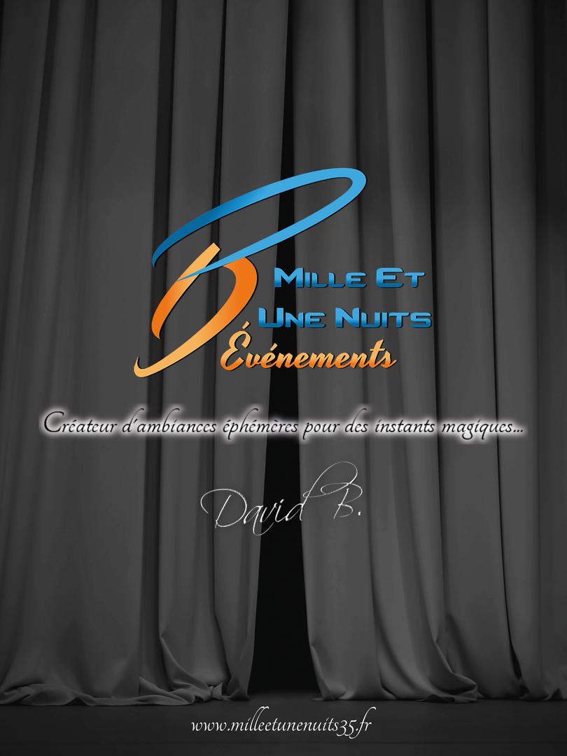 Catalogue Milleet une Nuits Evénements Fougères, Vitré, Rennes, Ille et Vilaine, Laval, Mayenne, Bretagne, Normandie, Pays de La loire...