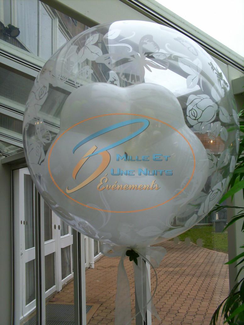 Bouquet de Ballon pour Mariage: Décoration Ballon en Bretagne (ille et vilaine, Fougères, Rennes, Vitré), Normandie, Pays de la loire