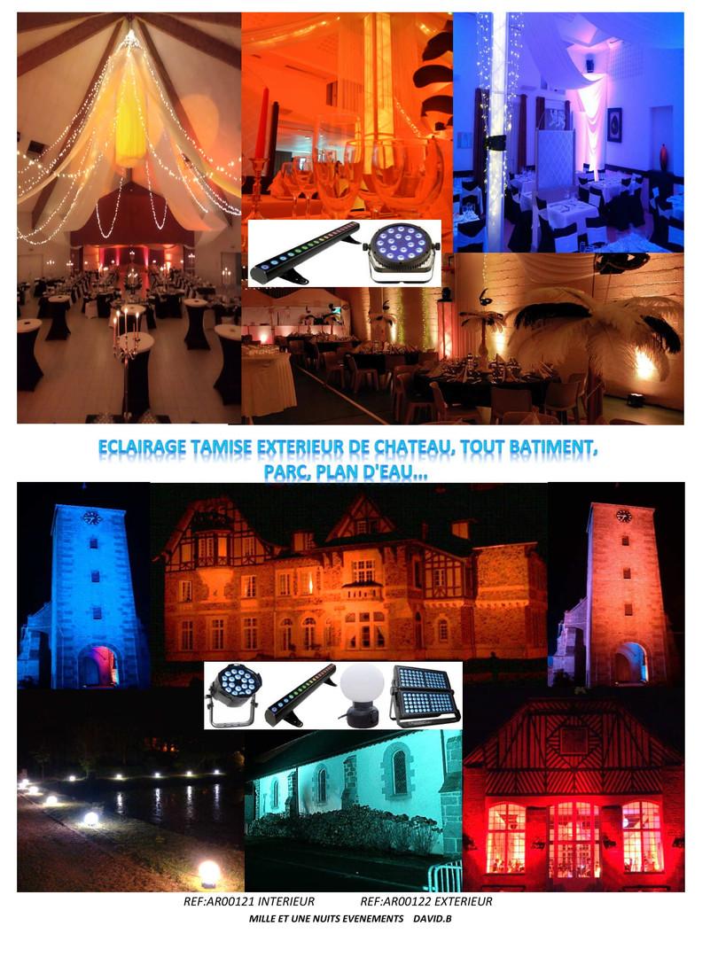 P27.Location sonorisation, éclairage, jeux de lumière, vidéo projecteur, écran tv, machine à bulle, structure scénique: Fougères, Vitré, Rennes, Ille et Vilaine, Laval, Mayenne, Bretagne, Normandie, Pays de La loire...