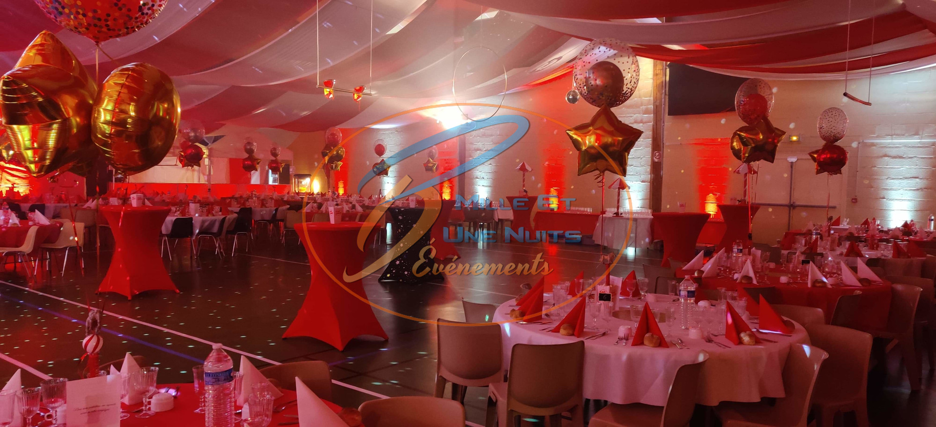 Décoration Ballon thème Cirque:en Bretagne (ille et vilaine, Fougères, Rennes, Vitré), Normandie, Pays de la loire