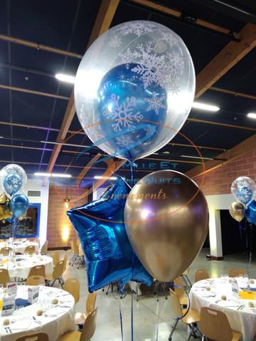 Décoration Bouquet de Ballon Anniversaire:: en Bretagne (ille et vilaine, Fougères, Rennes, Vitré), Normandie, Pays de la loire