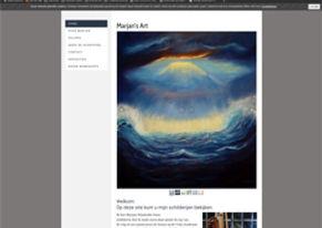 website Marian Wijnholds