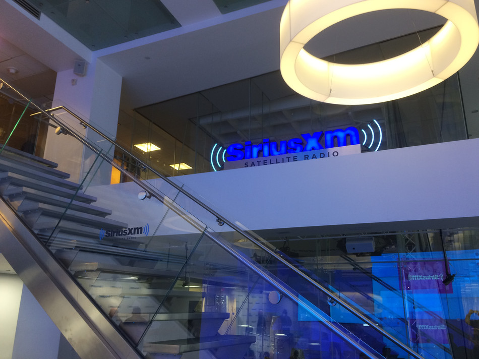 um, i'm about to go on howard stern