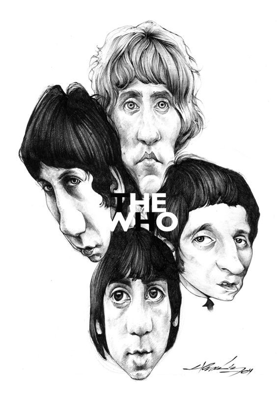 THERE, I SAID IT: only a deaf, dumb, and blind kid could love The Who