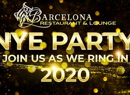 Barcelona's NYE Party