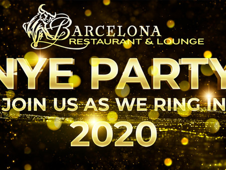 Barcelona's NYE Party