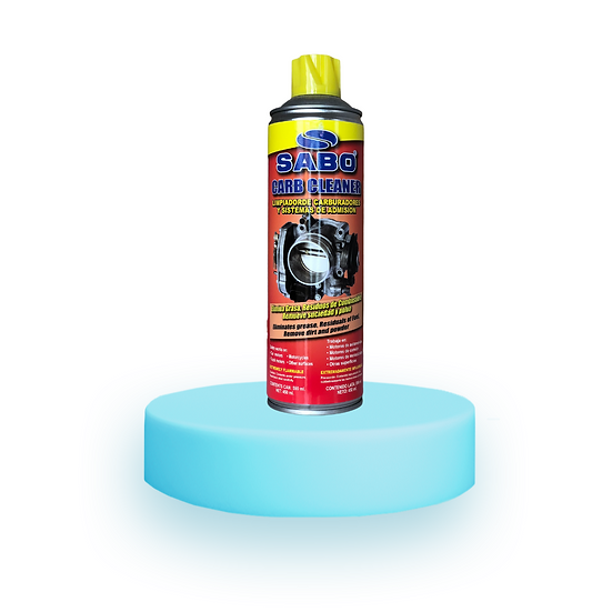 CARB CLEANER 590ml