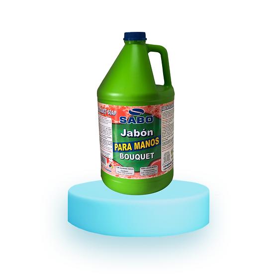 SABO BOUQUET SOAP (Bactericida) Galón
