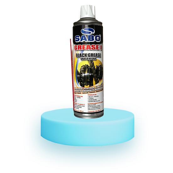 GREASE I BLACK GREASE 590 ml. 20 Oz.