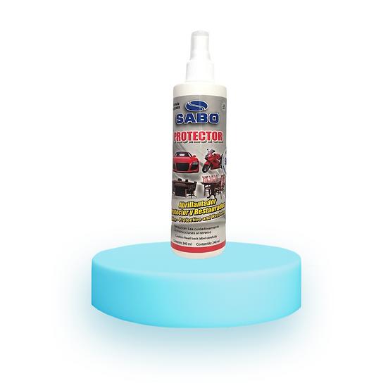 PROTECTOR ABRILLANTADOR (Silicón) 240 ml. - AROMAS: Original, Sweet & Limón