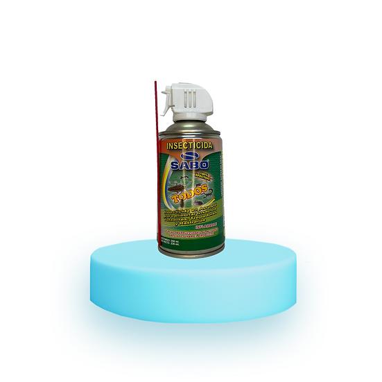 INSECTICIDA SABO 400 ml. Base agua