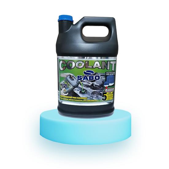 SABO COOLANT de SABO GL. 10% Glicol.
