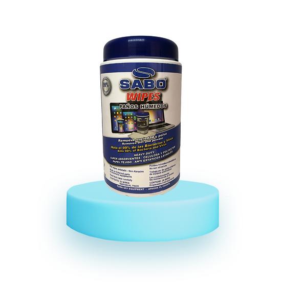 WIPES Húmedos Heavy Duty Elimina el 99% de virus y bacterias.