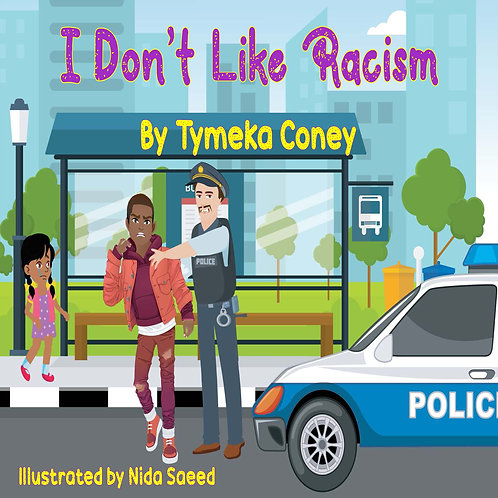 PRE-ORDER I Don't Like Racism Audiobook