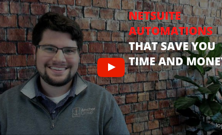 NetSuite Automation to Maximize Efficiency