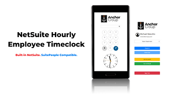 Hourly Employee Timeclock