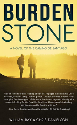 Burden Stone: A Novel on the Camino de Santiago