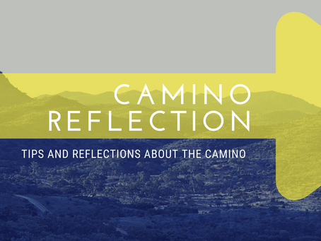 Camino de Santiago Reflection - Plus Tips!