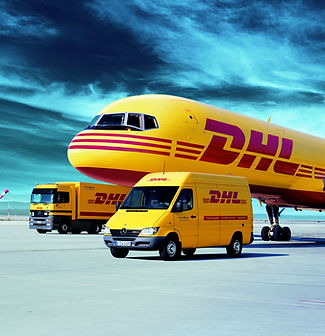 DHL Warehouse keeps cool and saves energy by having its roof coated with SkyCool.