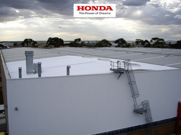 Industries across Australia and over-seas are coating their buildings with SkyCool Heat Reflective Coating to make savings and improve worker summer-time comfort.