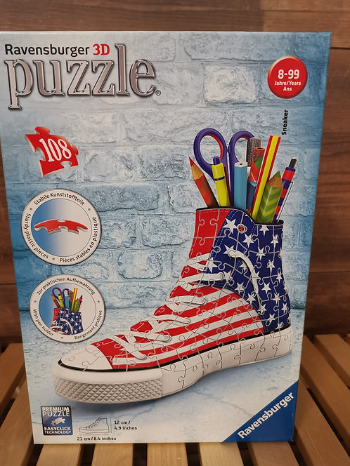 Puzzle chaussure 3D (3158 C63 )