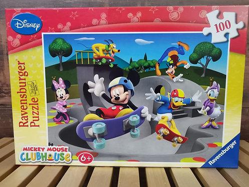 Puzzle Mickey 100 pièces ( 1021 A56 )