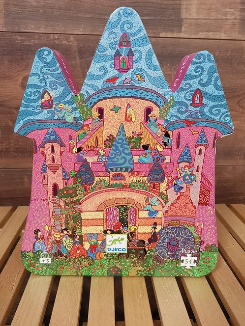 Puzzle château féérique Djeco ( 4987a6 )