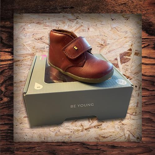 Chaussures  Bobux neuves  bordeaux P21 (4800p3)