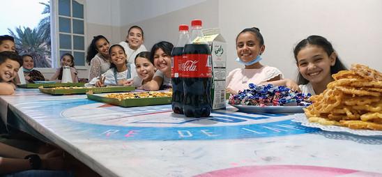 Les élèves de M. Hammouda 5ème primaire