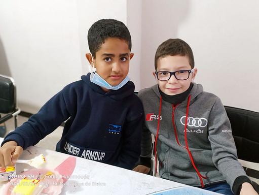 Akram et Belkacem