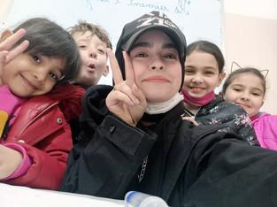 Miss Salsabil et ses kids