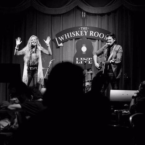 Whiskey Room Live