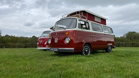 Our VW Campers
