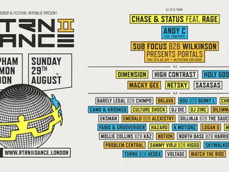 DRUM & BASS EVENTS: RETURN II DANCE FESTIVAL