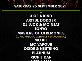 UKG EVENTS: GARAGE NATION