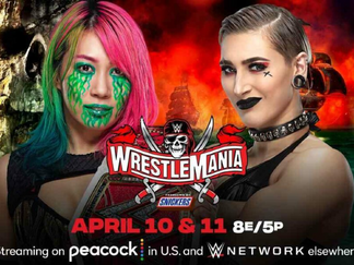 WWE: RHEA RIPLEY LAYS DOWN WRESTLEMANIA CHALLENGE FOR ASUKA