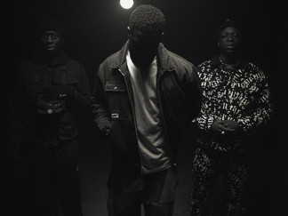 GHETTS RELEASES THE VISUALS FOR 'NO MERCY' FEATURING PA SALIEU & BACKROAD GEE