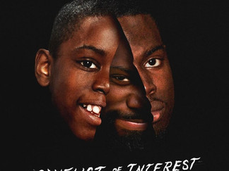 GHETTS ANNOUNCES TRACK LIST FOR UPCOMING ALBUM 'CONFLICT OF INTEREST'