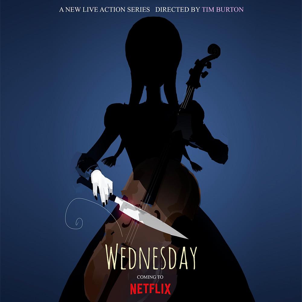 Wednesday on Netflix