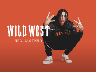 CENTRAL CEE DROPS NEW MIXTAPE 'WILD WEST' PLUS NEW SINGLE '6 FOR 6'