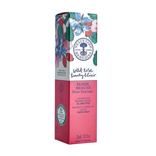 �ล�าร���หารู��า�สำหรั� Neal's Yard Remedies Wild Rose Beauty Elixir 30 ml.